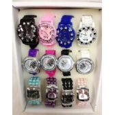 Wholesale Bulk Lot Watches Silicone Fashion Watches