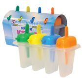 4 Pk Ice Pop Maker