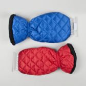Ice Scraper W/quilted Lined Mitt