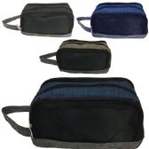 SHAVE BAG / ORGANIZER IN ASST COLORS