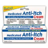 Budpak medicated antiitch 1oz