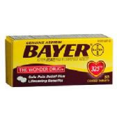 Bayer 50 Count