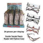 Reading glasses assorted