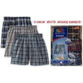 FRUIT OF THE LOOM 3 PACK BOY'S BOXER SORTS