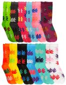 Yacht & Smith Womens Thin Cotton marijuana Weed Crew Socks, Size 9-11