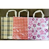 Wholesale Assorted Vinyl Shopping bags
