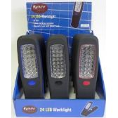 Wholesale 24 LED Worklight Closeout