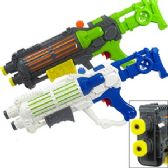 DUAL NOZZLE WATER ASSAULT WEAPONS.