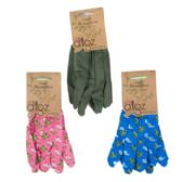 Gloves Youth Cotton Canvas One Size Fits Most Digz