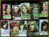 Hair Color, Name Brand - Assorted