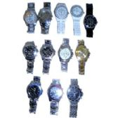 WRIST WATCHES FOR MEN, A FEW LADIES