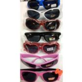 CHILDREN'S ASSORTED SUNGLASSES FOR BOYS & GIRLS