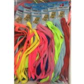 ASSORTED COLOR SHOELACES