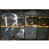 MEN'S BOOT SOCKS - 3 PACK