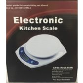 ELECTRONIC KITCHEN AND FOOD SCALE