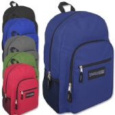 Trailmaker Deluxe 19 Inch Backpack With Padding - 6 Colors