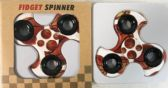 Wholesale Basketball Turbo Graphic Fidget Spinners