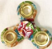 Wholesale Multicolor Star Fidget Spinners