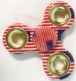Wholesale American Flag Fidget Spinner