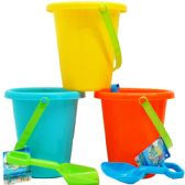 Beach Toy Bucket With Shovel
