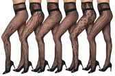 One SIze Women's Fishnet Tights