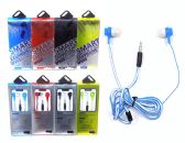 Silicone Stereo Earphone