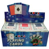 Playing Cards, 5 inners of 12