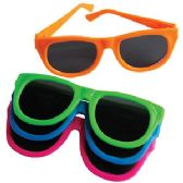 KIDDIE FASHION SUNGLASSES.