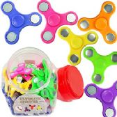 HIGH QUALITY MINI HAND SPINNERS.