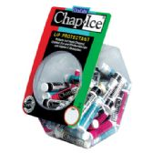 Chap Ice Chapstick Assorted Counter Display