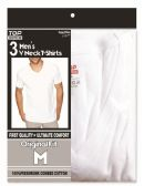 Men's T-shirts v neck Size Medium