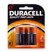 Duracell C 2 count