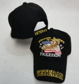 THANK A VET FOR YOUR FREEDOM Ball Cap