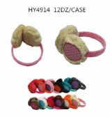 Winter Assorted Colors Warm Fuzzy Earmuffs