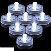 WATERPROOFWHITE FLAMELESS LED CANDLES