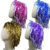 COLORFUL TINSEL WIGS