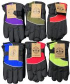 Youth Thermal Sport Winter Warm Ski Gloves
