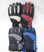 Mens Winter Snow Glove Assorted Color