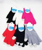 Winter Warm Assorted Touch Screen Gloves