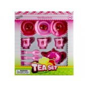 10 Pieces Tea Play Set In Open Blister Box