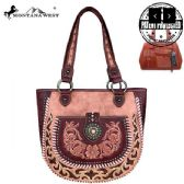 Montana West Concho Collection Concealed Handgun Tote