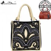 Montana West Bling Bling Collection Concealed Handgun Satchel