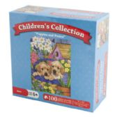 100pc Puzzle 6 Assorted Children Collection 9x12