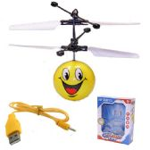 EMOJI FLYING TOY