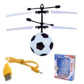 FLYING TOY SOCCER BALL