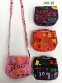 GIRL COIN PURSES ASSORTED COLOR NUMBERS