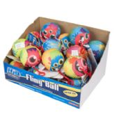 Fling Water Bomb Ball With/plastic Shooter