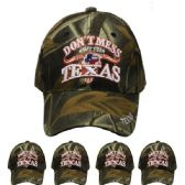 Dont Mess With Texas Baseball Cap