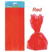 20 Count loot bag red