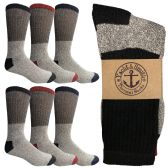 Yacht & Smith Men's Winter Thermal Socks Size 10-13